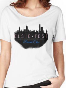 Elsie Fest NY Women's Relaxed Fit T-Shirt