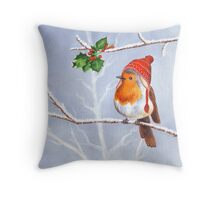 Waiting for a Kiss Throw Pillow