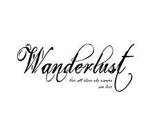 Wanderlust by krice