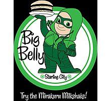 Big Belly Burger Starling City Photographic Print