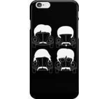 The Beatles - White iPhone Case/Skin