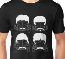 The Beatles - White Unisex T-Shirt