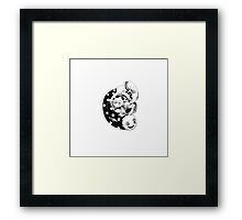 Charlotte the Sweets Witch Framed Print