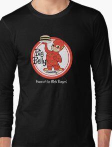 Big Belly Burger Central City Long Sleeve T-Shirt