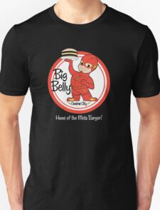 Big Belly Burger Central City T-Shirt