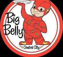Big Belly Burger Central City by kentcribbs
