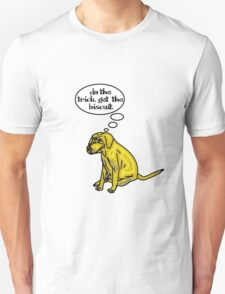 get the biscuit. T-Shirt