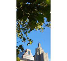 PVD: Nature Vs City Photographic Print