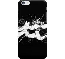 Gonzo Zodiac - Aquarius (white) iPhone Case/Skin