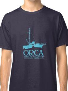 Orca Fishing Charter Classic T-Shirt