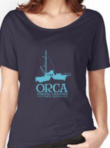 Orca Fishing Charter Women's Relaxed Fit T-Shirt