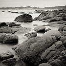 Water on Rocks by Bart Reardon