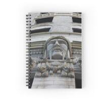 PVD: Turk Spiral Notebook