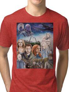 Defiance Season 3 Tri-blend T-Shirt