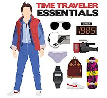 Time Traveler Essentials by amandaweedmark
