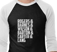 Team Steve Men's Baseball ¾ T-Shirt