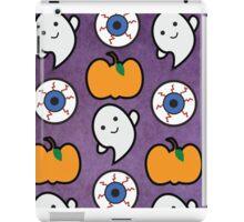 Spoopy Halloween Pattern iPad Case/Skin