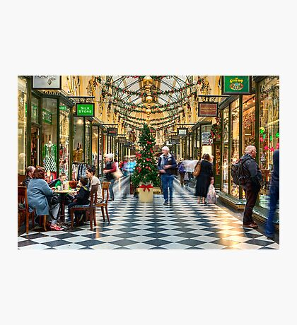 Royal Arcade • Melbourne • Australia  Photographic Print