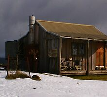 Miner's Cottage by Elaine Short