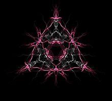 Starburst Triforce by AsteriskZero