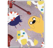 Adventure Time Pattern iPad Case/Skin