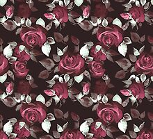 Crazy roses by Gribanessa