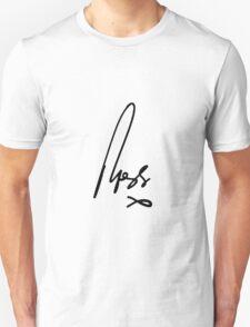 Ross MacDonald Signature - The 1975  Unisex T-Shirt