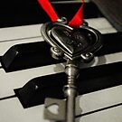 The Piano Key. by Ruth Jones