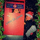 Letters to Santa by ArtBee