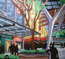 Queen St Mall by DavidRManuel