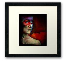 Funktified Fantasia Framed Print