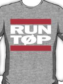Run Top - Twenty One Pilots  T-Shirt