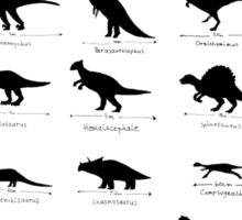 Whats Your Favourite Dinosaur? Sticker