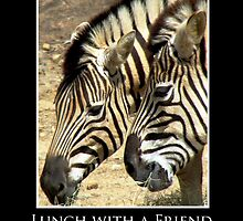 ZooTips: Lunch with a Friend by Angie Dixon