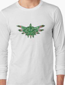 TRIFORCE GREEN SPACE T-Shirt