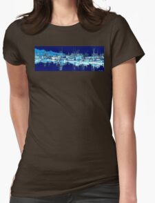 BLUE HARBOR Womens Fitted T-Shirt