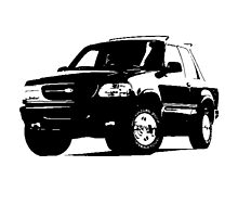 Ford Explorer Sport 94-01 by garts
