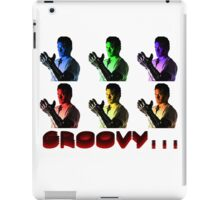 Army Of Darkness (Groovy) iPad Case/Skin