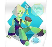 Steven Universe Peridot  Poster