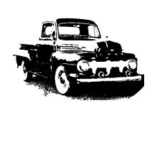 Ford F-1 Pickup 51-52 by garts