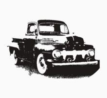 Ford F-1 Pickup 51-52 T-Shirt