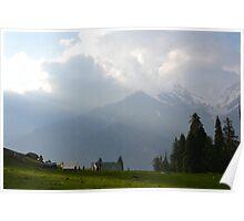 Himalayan Grasslands Poster