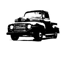 Ford F-1 Pickup 48-52 by garts