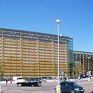 Sibelius Hall, Lahti, Finland by nealbarnett