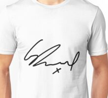 George Daniel Signature - The 1975  Unisex T-Shirt