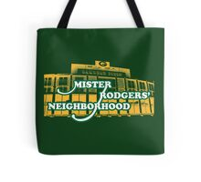 Mister Rodgers' Neighborhood Tote Bag