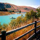 Lake Tekapo by apple88