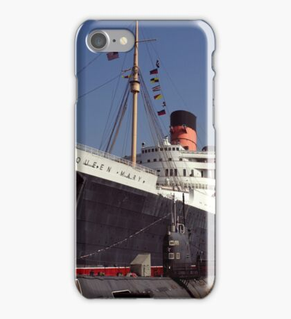 RMS Queen Mary iPhone Case/Skin