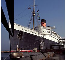 RMS Queen Mary Photographic Print