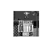 Straight Outta Rings Sonic by OverTrace6